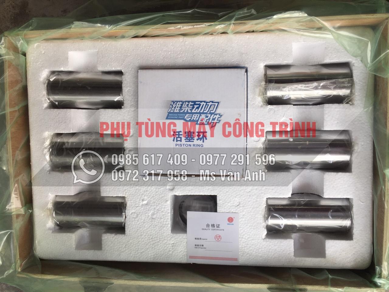 Bộ hơi Weichai hàng chính hãng- giá rẻ nhất Hà Nội