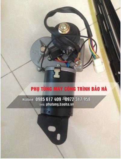 Địa chỉ mua hệ thống gạt mưa LW500F chất lượng tại Hà Nội?