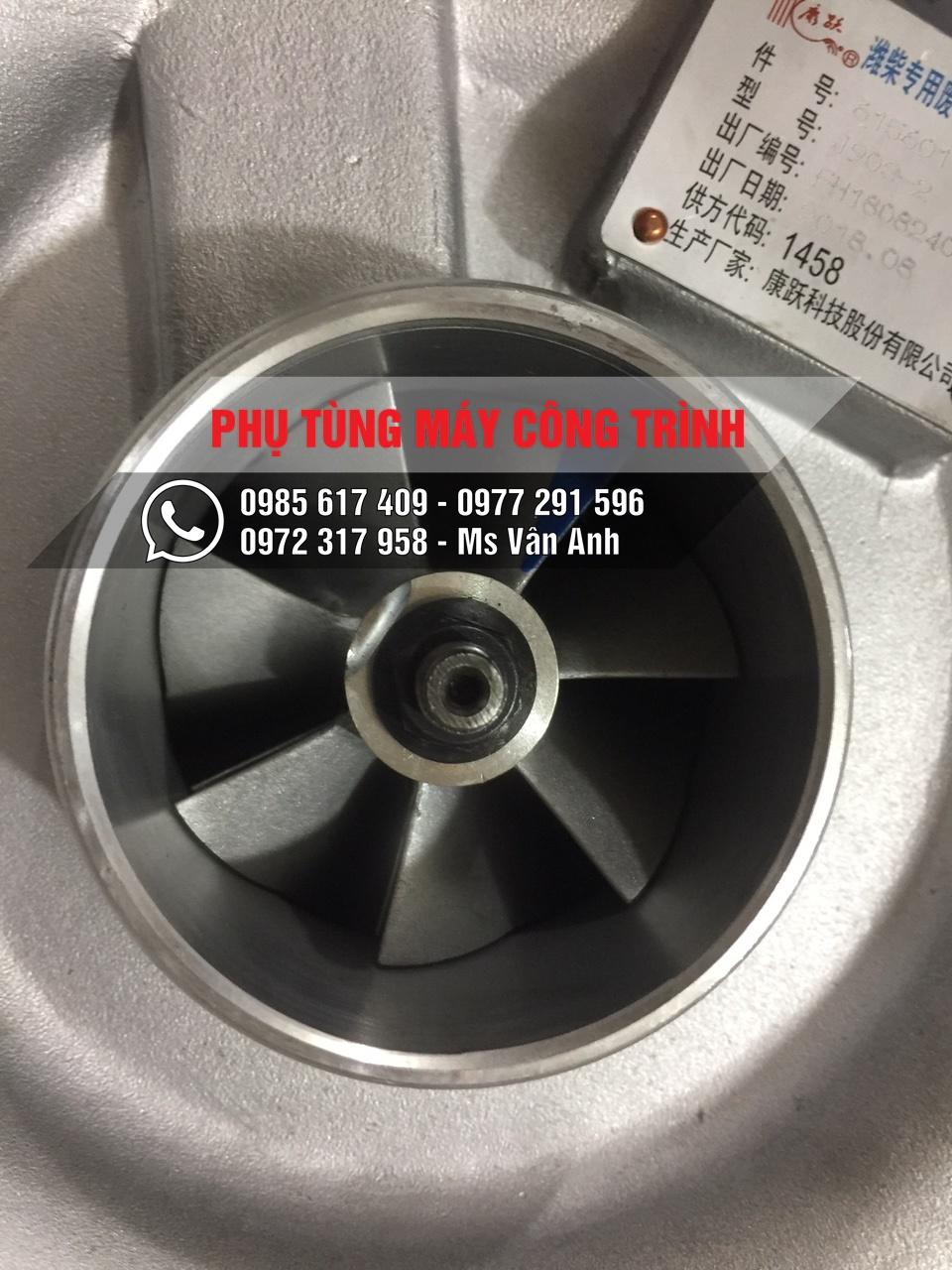 Turbo ZL50C hàng chính hãng- chất lượng cao