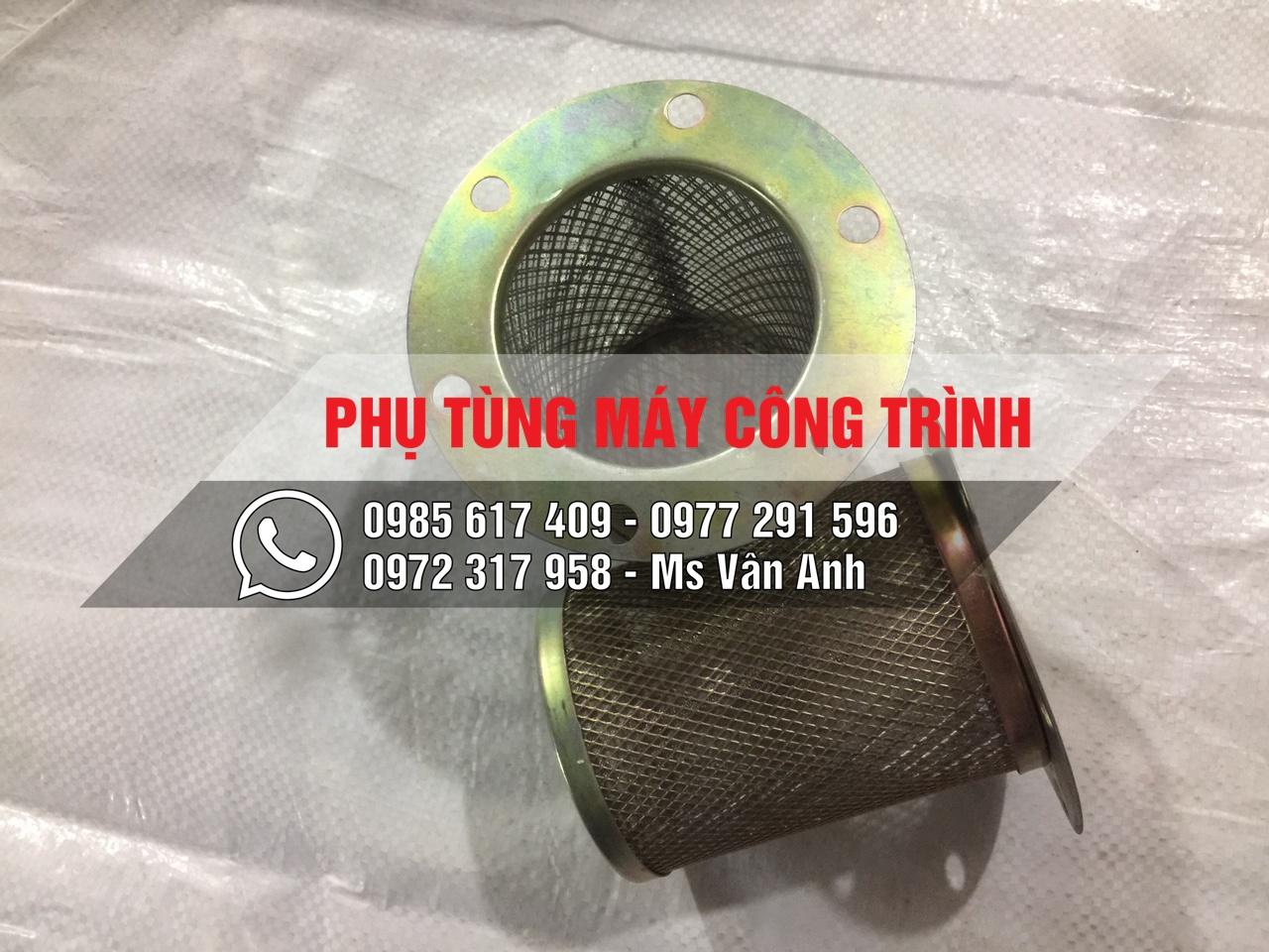 Vỏ lọc hộp số Liugong- Zl50c